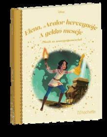 ELENA, AVALOR HERCEGNŐJE A GEKKÓ MESÉJE</br>117. kötet</br>