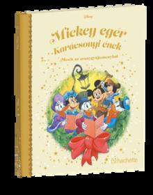 MICKEY EGÉR KARÁCSONYI ÉNEK</br>118. kötet</br>