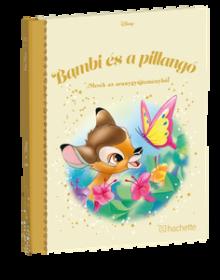 BAMBI ÉS A PILLANGÓ</br>116. kötet</br>