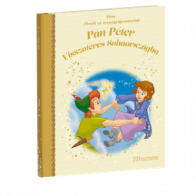 PÁN PÉTER VISSZATÉRÉS SOHAORSZÁGBA</br>36. kötet</br>