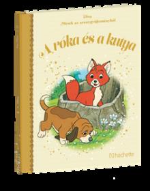 A RÓKA ÉS A KUTYA</br>37. kötet</br>