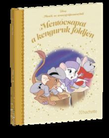 MENTŐCSAPAT A KENGURUK FÖLDJÉN</br>80. kötet</br>