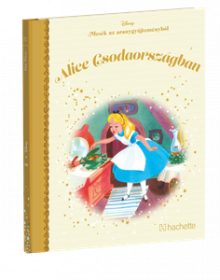 ALICE CSODAORSZÁGBAN</br>25. kötet</br>