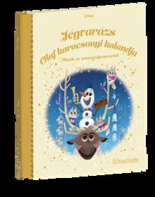 JÉGVARÁZS OLAF KARÁCSONYI KALANDJA</br>122. kötet</br>