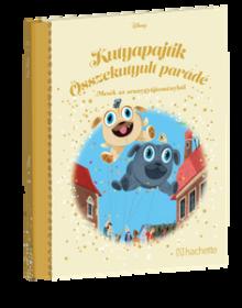KUTYAPAJTIK ÖSSZEKUTYULT PARÁDÉ</br>124. kötet</br>