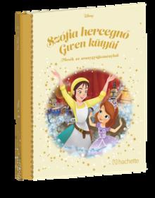 SZÓFIA HERCEGNŐ GWEN KÜTYÜI</br>123. kötet</br>
