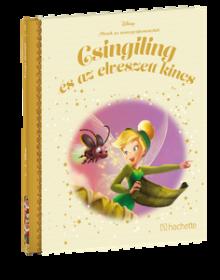 CSINGILING ÉS AZ ELVESZETT KINCS</br>46. kötet</br>