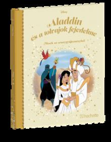 ALADDIN ÉS A TOLVAJOK FEJEDELME</br>88. kötet</br>