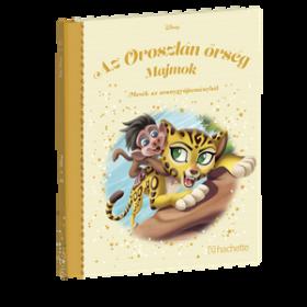 AZ OROSZLÁN ŐRSÉG MAJMOK</br>109. kötet</br>