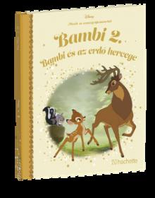 BAMBI 2. BAMBI AZ ERDŐ HERCEGE</br>61. kötet</br>