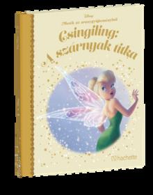 CSINGILING: A SZÁRNYAK TITKA</br>75. kötet</br>