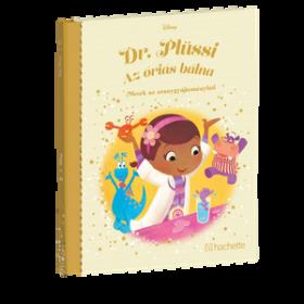 DR. PLÜSSI AZ ÓRIÁS BÁLNA</br>107. kötet</br>