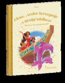 ELENA, AVALOR HERCEGNŐJE – A KIRÁLYI TALÁLKOZÓ</br>141. kötet</br>