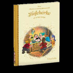 HÓFEHÉRKE ÉS A HÉT TÖRPE </br>2. kötet</br>