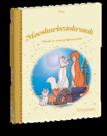 MACSKARISZTOKRATÁK</br>103. kötet</br>