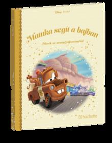 MATUKA SEGÍT A BAJBAN</br>143. kötet</br>