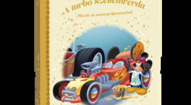 MICKEY EGÉR – A TURBÓ SZELLEMVERDA</br>145. kötet</br>
