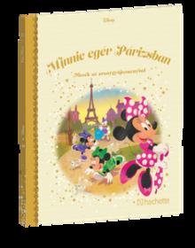 MINNIE EGÉR PÁRIZSBAN</br>140. kötet</br>