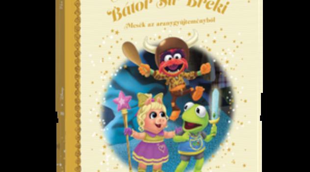 MUPPET BÉBIK – BÁTOR SIR BREKI</br>147. kötet</br>