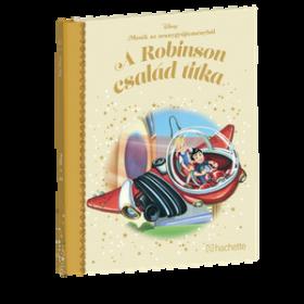 A ROBINSON CSALÁD TITKA</br>71. kötet</br>
