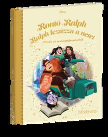 RONTÓ RALP RALPH LEZÚZZA A NETET</br>127. kötet</br>