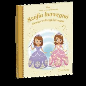 SZÓFIA HERCEGNŐ KÉTSZER VOLT EGY HERCEGNŐ</br>51. kötet</br>