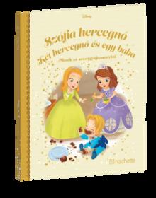 SZÓFIA HERCEGNŐ – KÉT HERCEGNŐ ÉS EGY BABA</br>146. kötet</br>