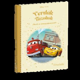 VERDÁK TŰZOLTÓK</br>105. kötet</br>