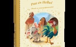 VAIANA PUA ÉS HEIHEI</br>110. kötet</br>