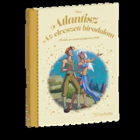 ATLANTISZ AZ ELVESZETT BIRODALOM</br>84. kötet</br>