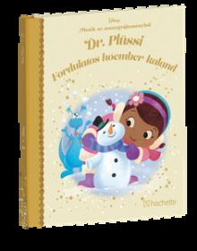 DR. PLÜSSI FORDULATOS HÓEMBER KALAND</br>73. kötet</br>