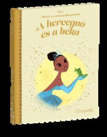 A HERCEGNŐ ÉS A BÉKA</br>13. kötet</br>