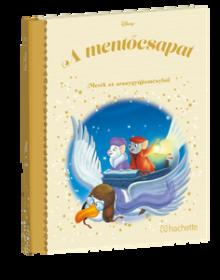A MENTŐCSAPAT</br>131. kötet</br>