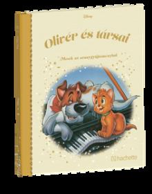 OLIVÉR ÉS TÁRSAI</br>96. kötet</br>
