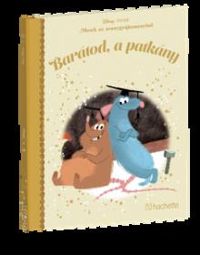 BARÁTOD, A PATKÁNY</br>72. kötet</br>