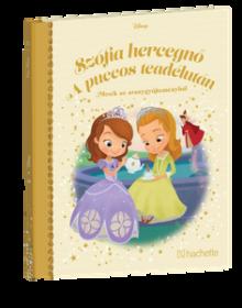 SZÓFIA HERCEGNŐ A PUCCOS TEADÉLUTÁN</br>136. kötet</br>